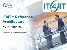IT4IT™ - Managing the Business of IT
